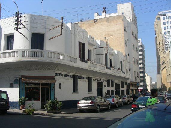 Casablanca c est la dans cet imm que je suis né rue de Longwy a l époque, et aujourd hui rue Saad Ben Abi Ouakkas