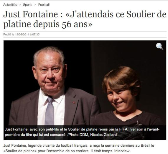 JUST FONTAINE 5
