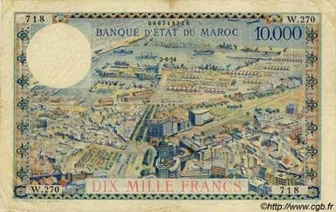 DIX MILLE FRANCS