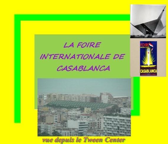 LA FOIRE DE CASA 1
