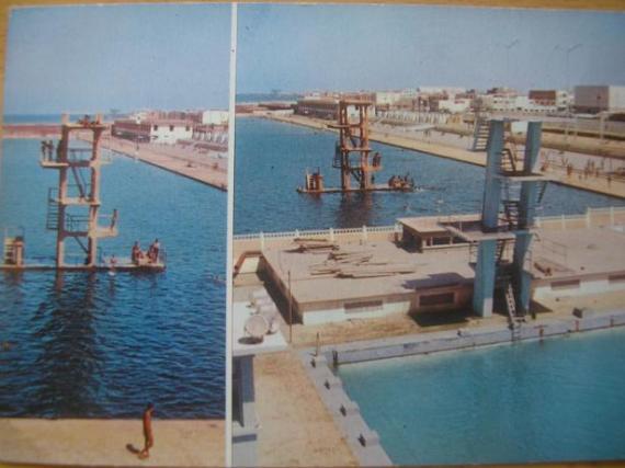 La piscine municipale de casablanca papyrandonneur 39 s - Piscine municipale paris 19 ...