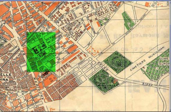 PLAN DE 1950