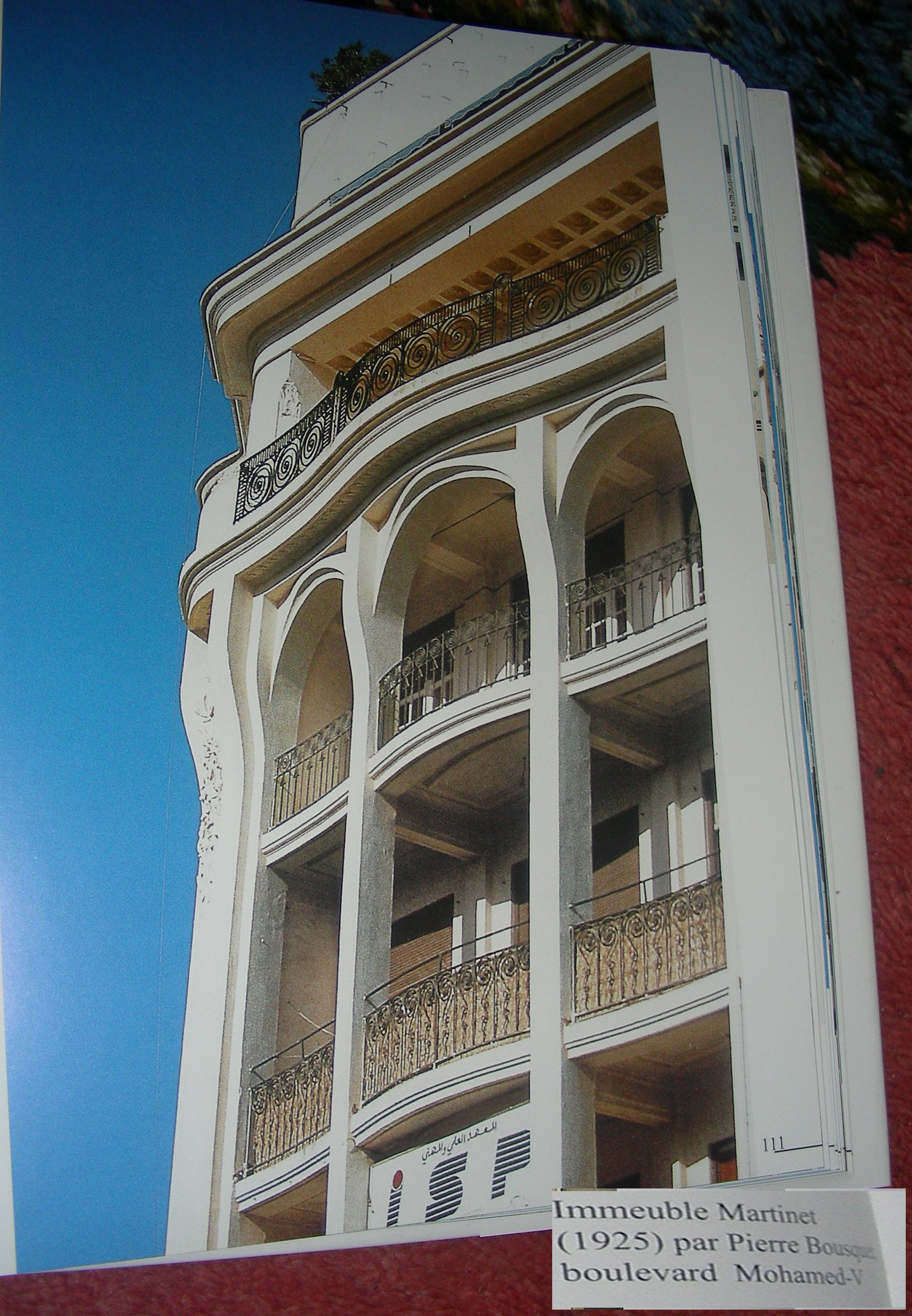 architectes au maroc annees 25 a 35 40 papyrandonneur 39 s blog pyrenees alpes atlas casa maroc. Black Bedroom Furniture Sets. Home Design Ideas