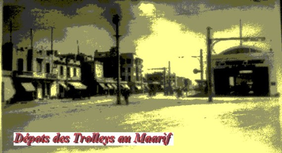 DEPOT DUTROLLEY AU MAARIF
