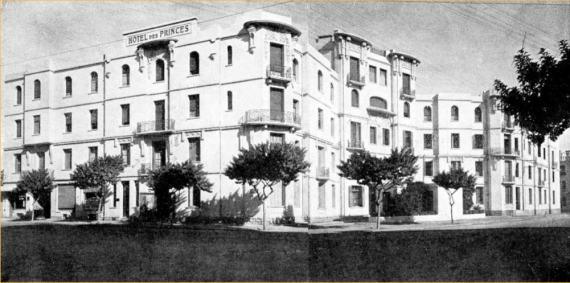 HOTEL DES PRINCES