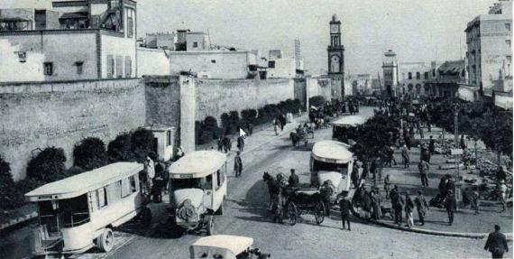 PLACE DE FRANCE 1922