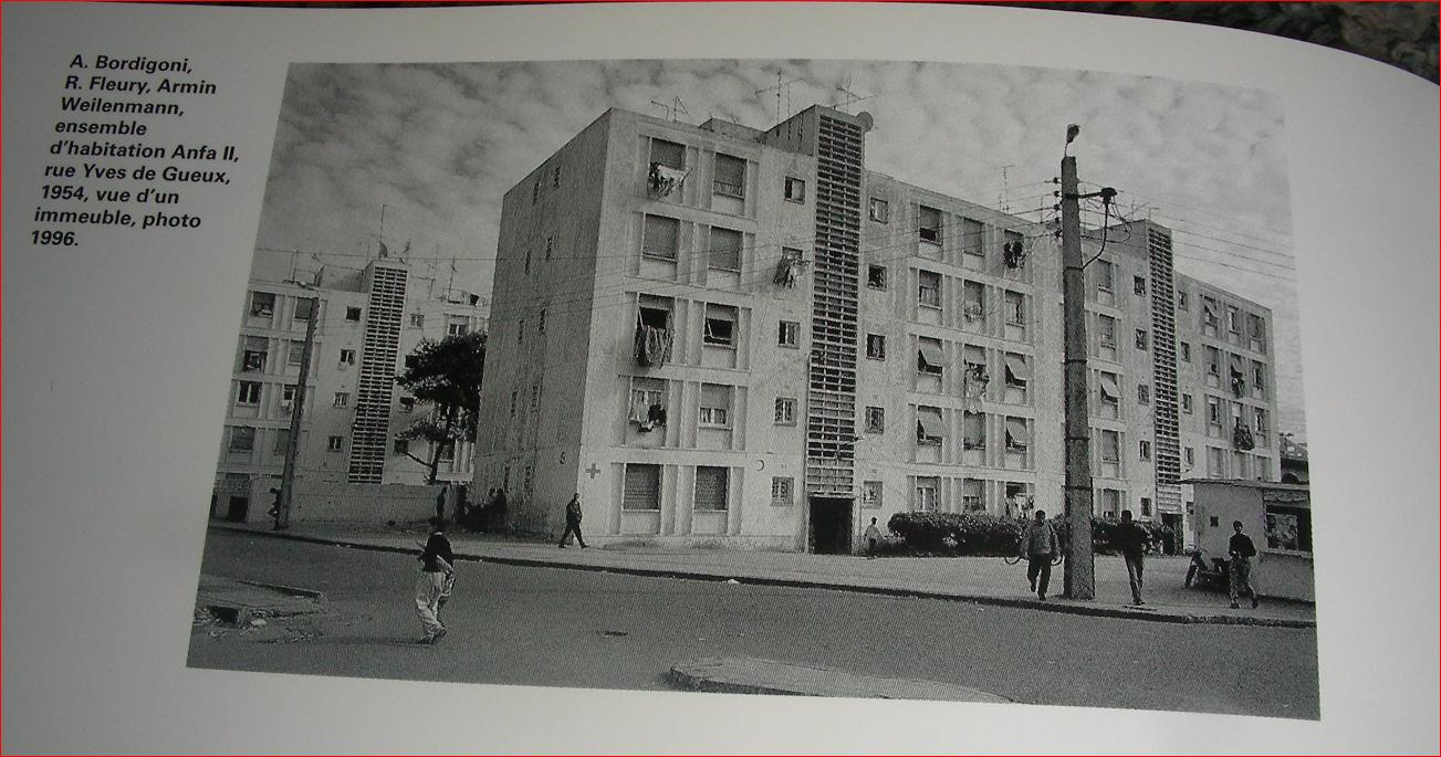 Villas et immeubles des ann es 45 a 60 a casablanca 4 eme partie papyrandonneur 39 s blog - Foire a tout 60 ...
