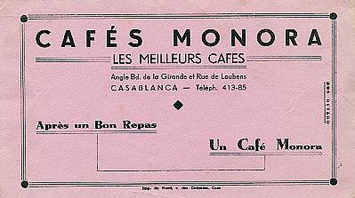 CFE MONORA