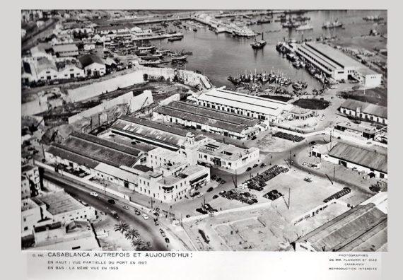 LE PORT 1907 ..1952