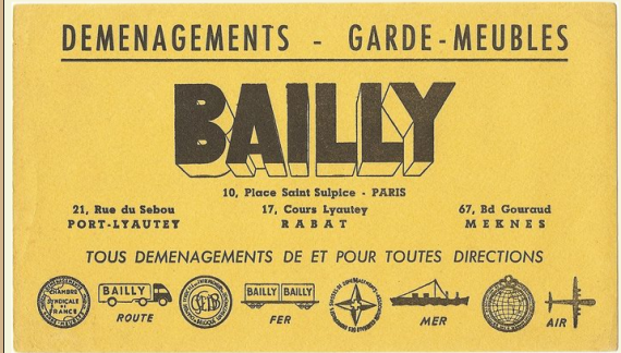 BAILY DEMENAGEMENT