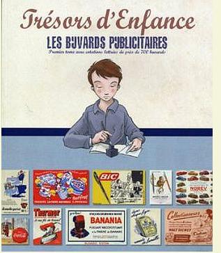 BUVARD PUBLICITAIRES