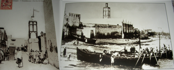 port-de-casa-et-rue-dar-elmaghzen
