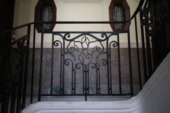 d part d escalier d immeuble de casablanca suite 2 papyrandonneur 39 s blog pyrenees alpes atlas. Black Bedroom Furniture Sets. Home Design Ideas